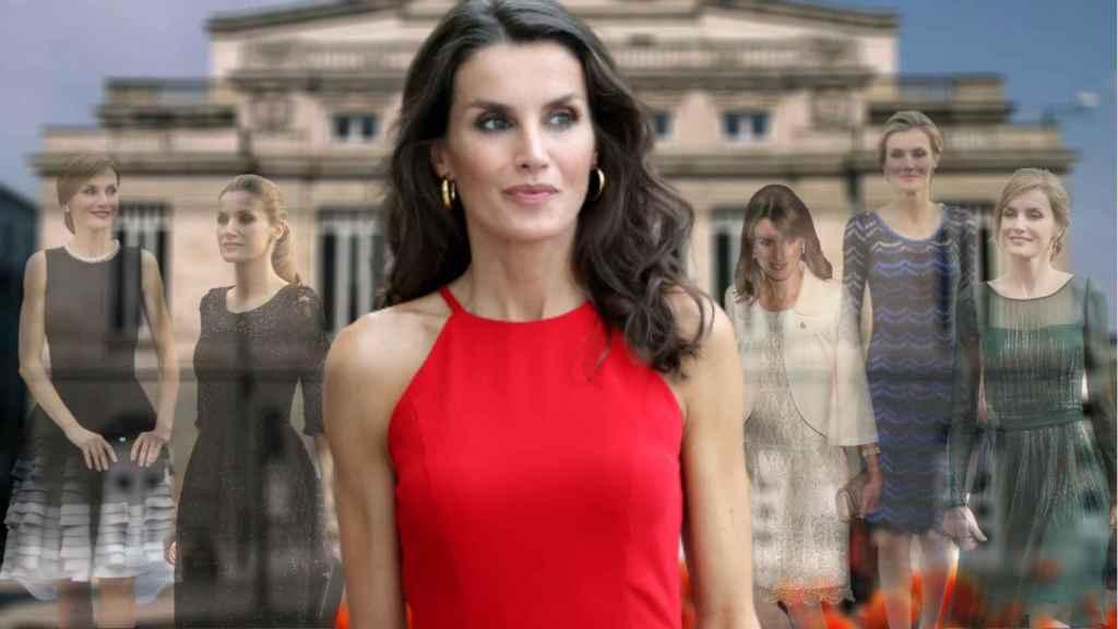 Letizia acude este viernes a su cita anual favorita, los Premios Princesa de Asturias.