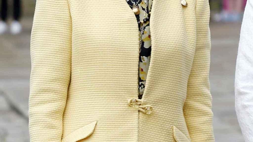 La reina Sofía en una imagen de archivo.