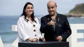 Antonio Resines y Ana Pérez-Lorente se han dado el 'sí quiero'.