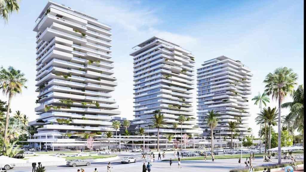 El proyecto del residencial de lujo ha sufrido dos importantes inconvenientes.