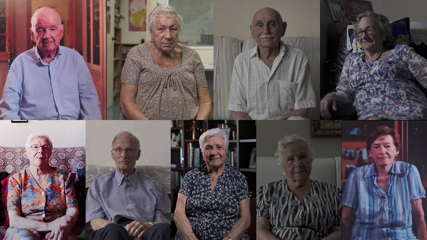 Los nueve protagonistas del documental 'Project niños'