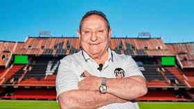 Bernardo Españeta, histórico utillero del Valencia CF