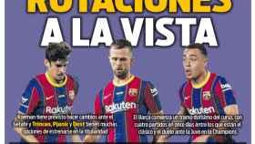Portada Sport (14/10/20)