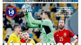 La portada del diario Mundo Deportivo (14/10/2020)