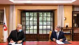 El Obispado de Bilbao impulsa el autoconsumo solar en alianza con Petronor