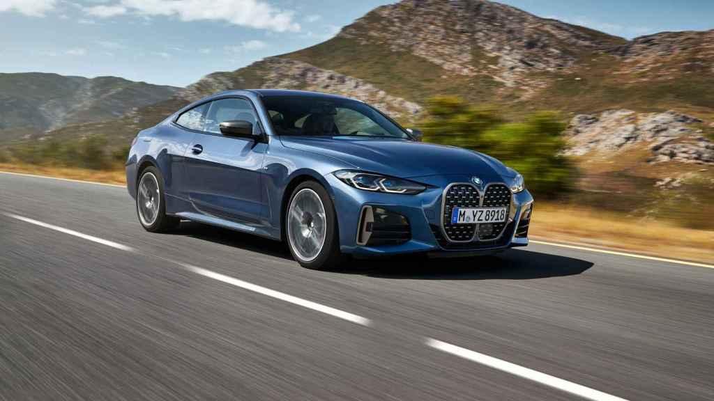 BMW Serie 4.