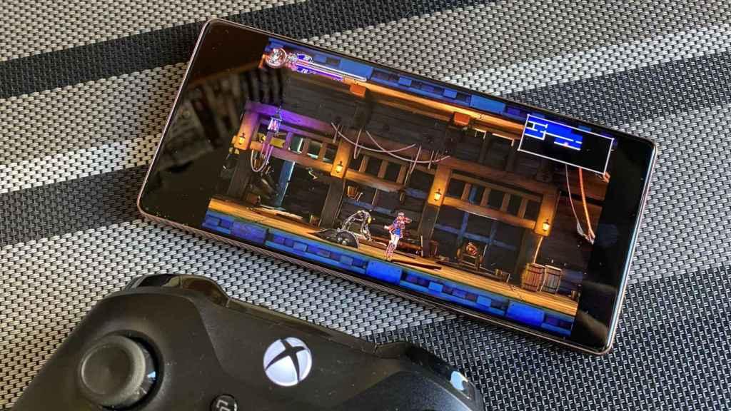 Xbox ya permite jugar a títulos de consola en móviles