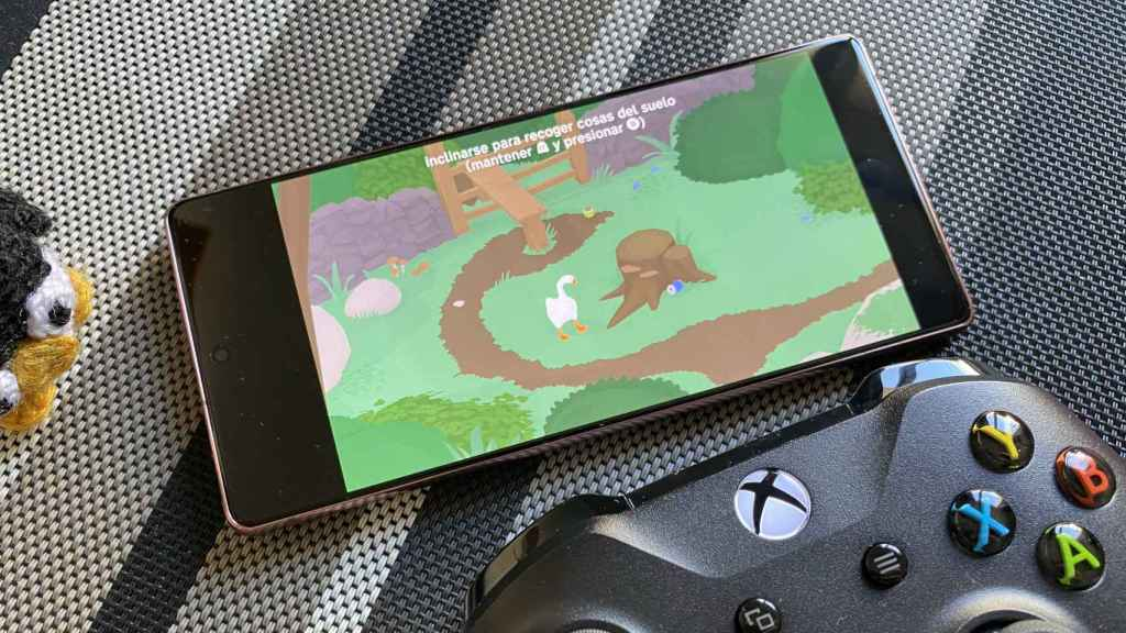 Untitled Goose Game en Xbox Game Pass para Android
