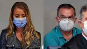 El juicio a la viuda negra de Valencia comienza con acusaciones mutuas