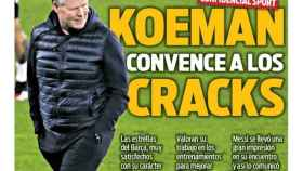 Portada Sport (15/10/2020)