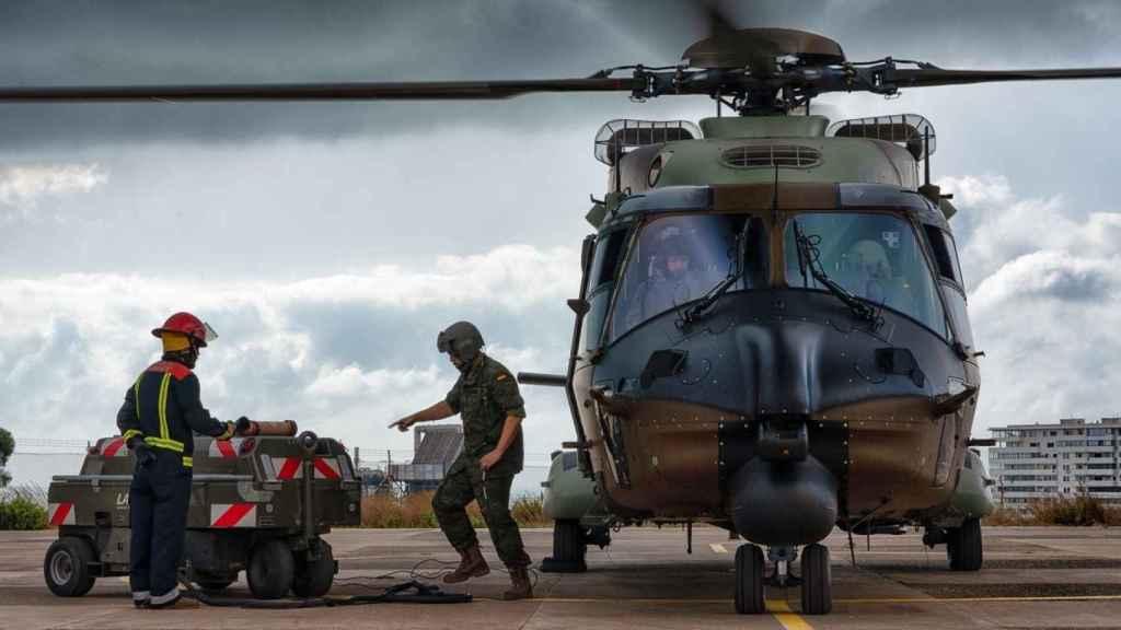 NH90 del Ejército de Tierra