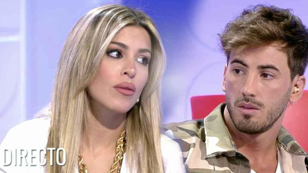 Oriana Marzoli se derrumba en directo al hablar de su relación con Iván.