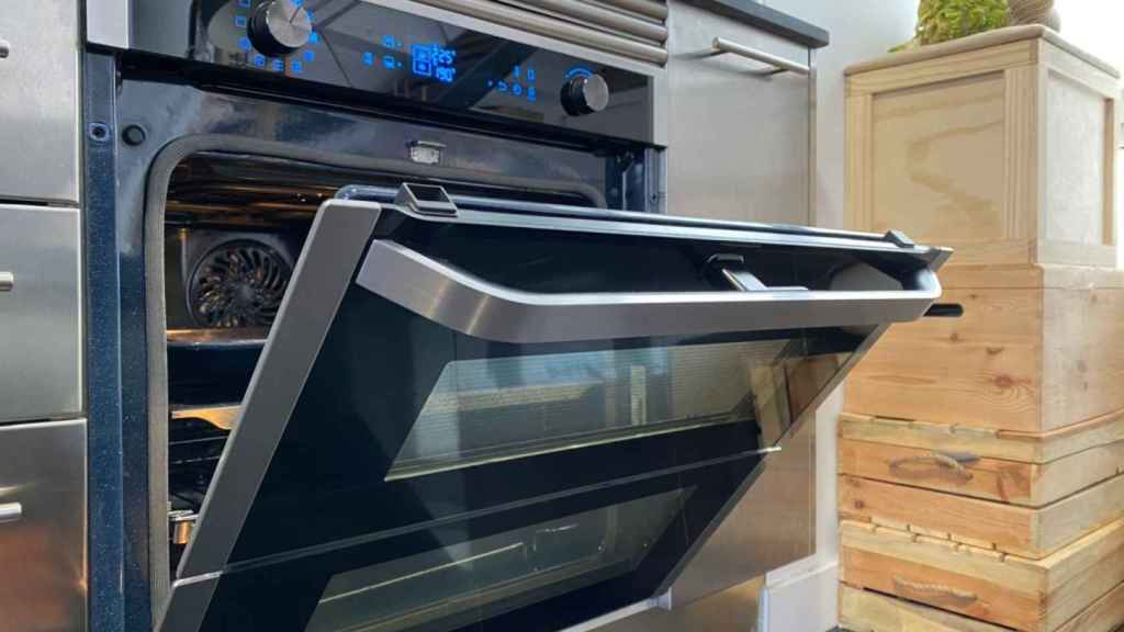 Samsung Dual Cook Flex con puerta doble