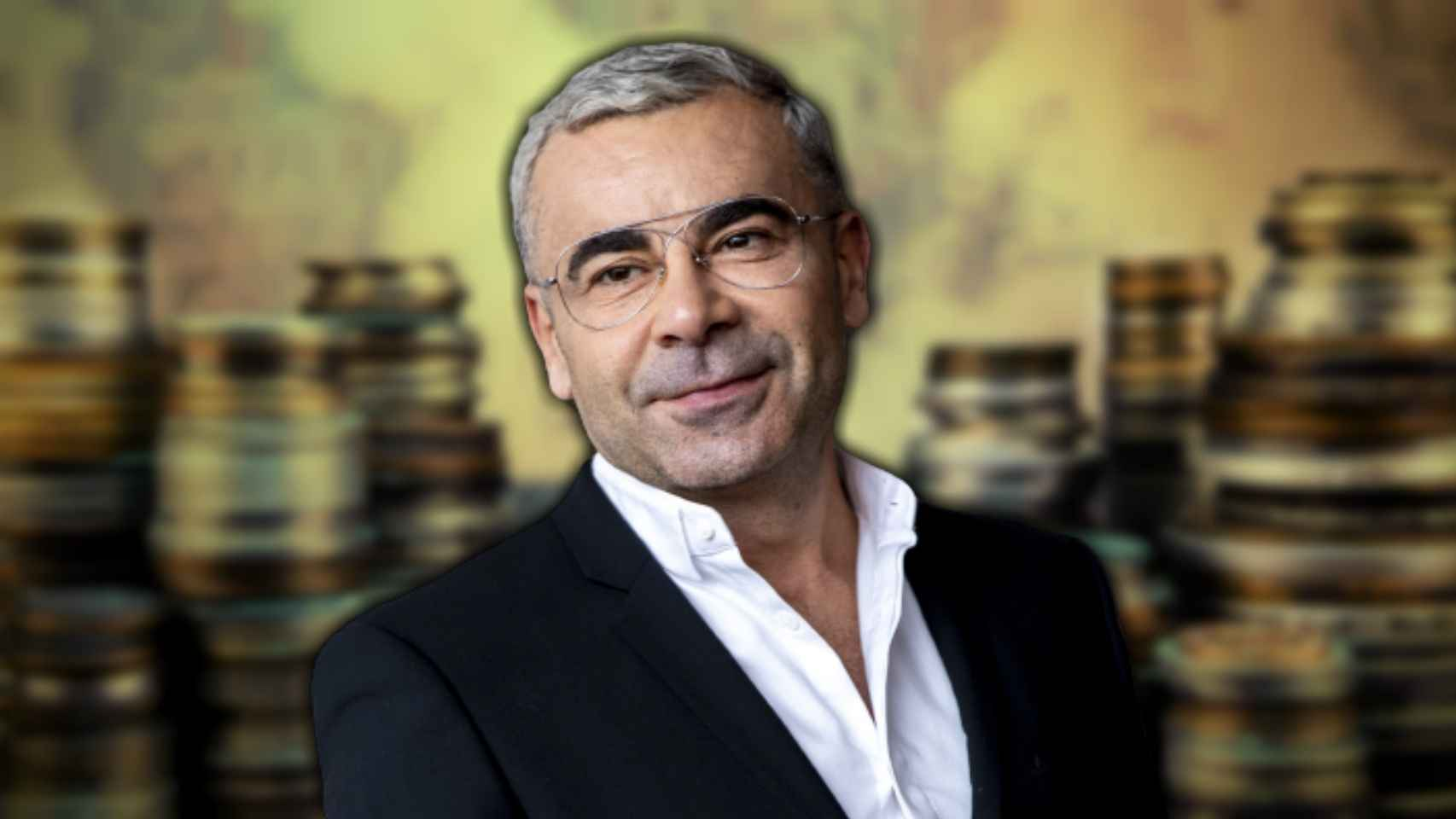 Jorge Javier Vázquez en montaje de JALEOS.