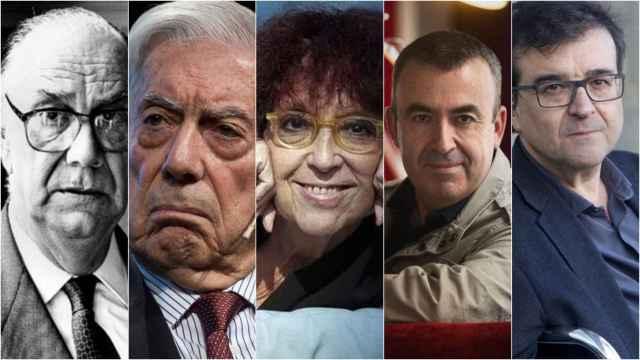 Los mejores ganadores del Premio Planeta.