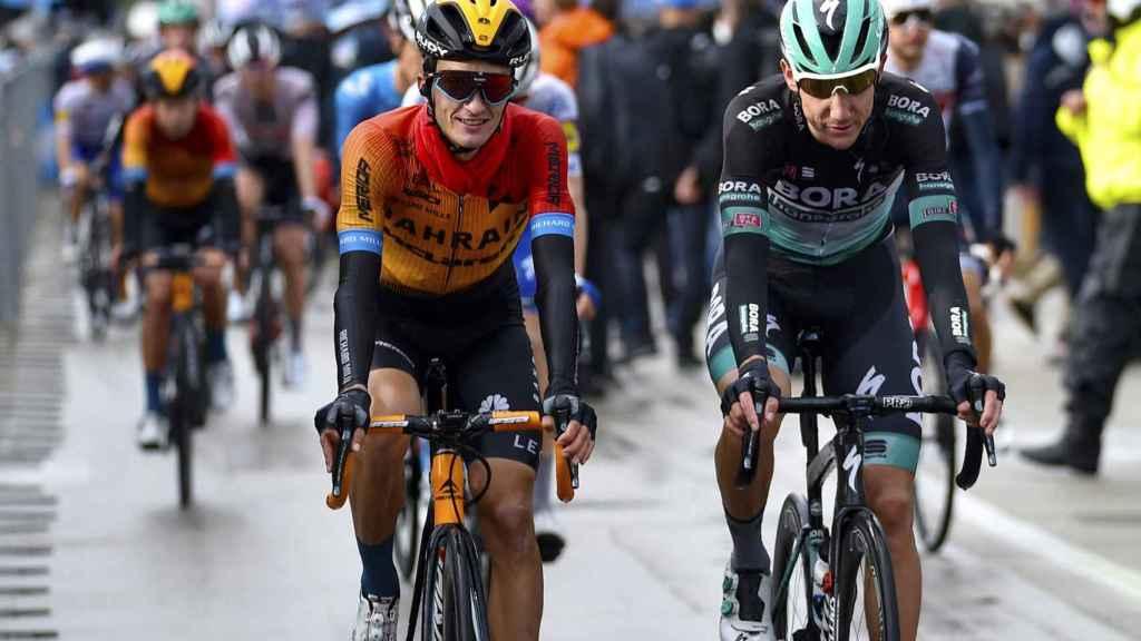Pello Bilbao en el Giro de Italia