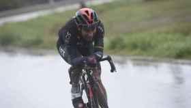Jhonatan Narváez en la etapa 12 del Giro de Italia de 2020