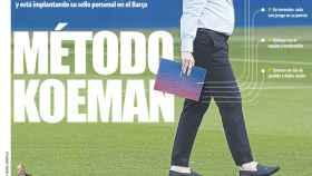 Portada Mundo Deportivo (15/10/20)