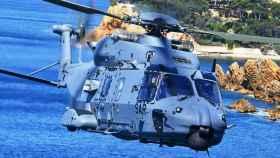 Primer NH90 entregado al Ejército del Aire español para misiones de búsqueda y salvamento