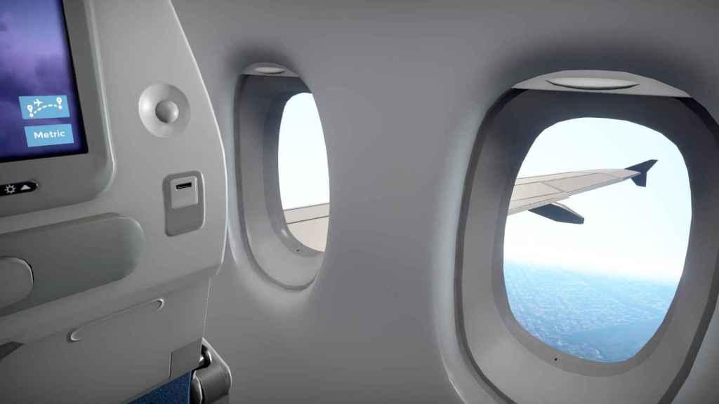 Airplane Mode es un simulador de pasajero de avión