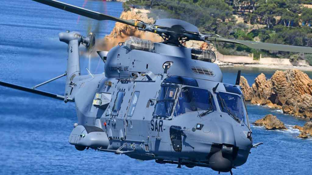 NH90 del Ejército del Aire