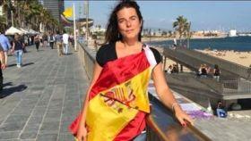 Abascal expulsa de Vox a Cristina, la concejala de Galapagar 'acosadora' de Iglesias y Montero