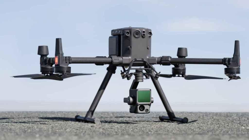 DJI Zenmuse L1 M300 RTK