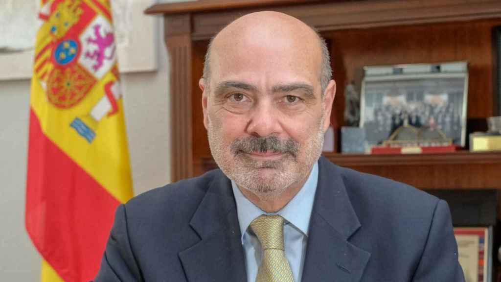 El presidente de Ancce, José Juan Morales Fernández.