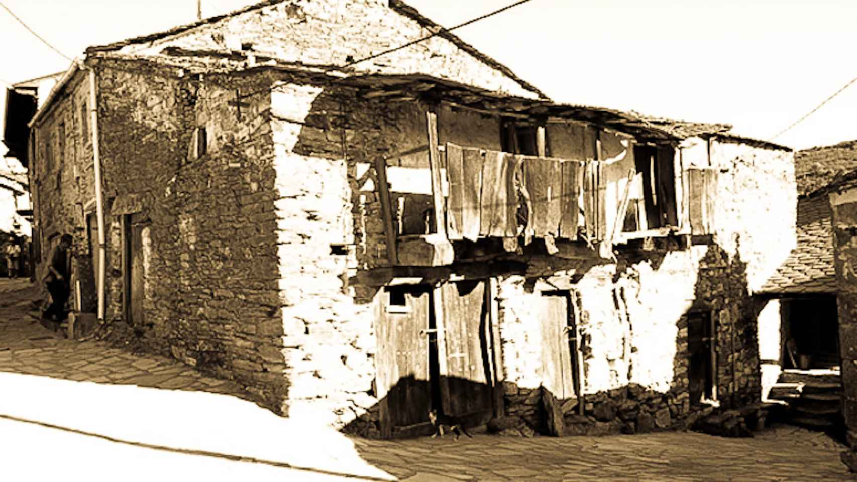 Santa Cruz de los Cuérragos (Zamora) 1