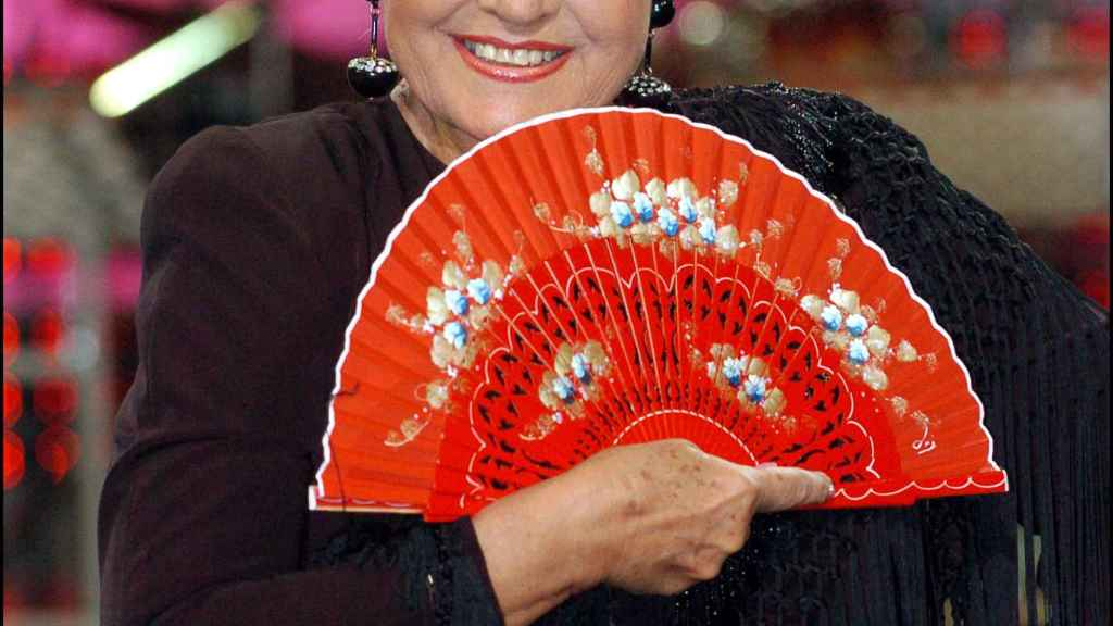 Carmen Sevilla cumple 90 años.