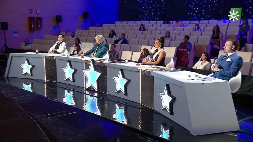 Mareiola Cantarero, José Mercé, India Martínez y Jesús Reina conforman el jurado del programa.