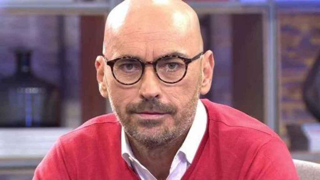 Diego Arrabal en el programa 'Viva la vida' de Telecinco.