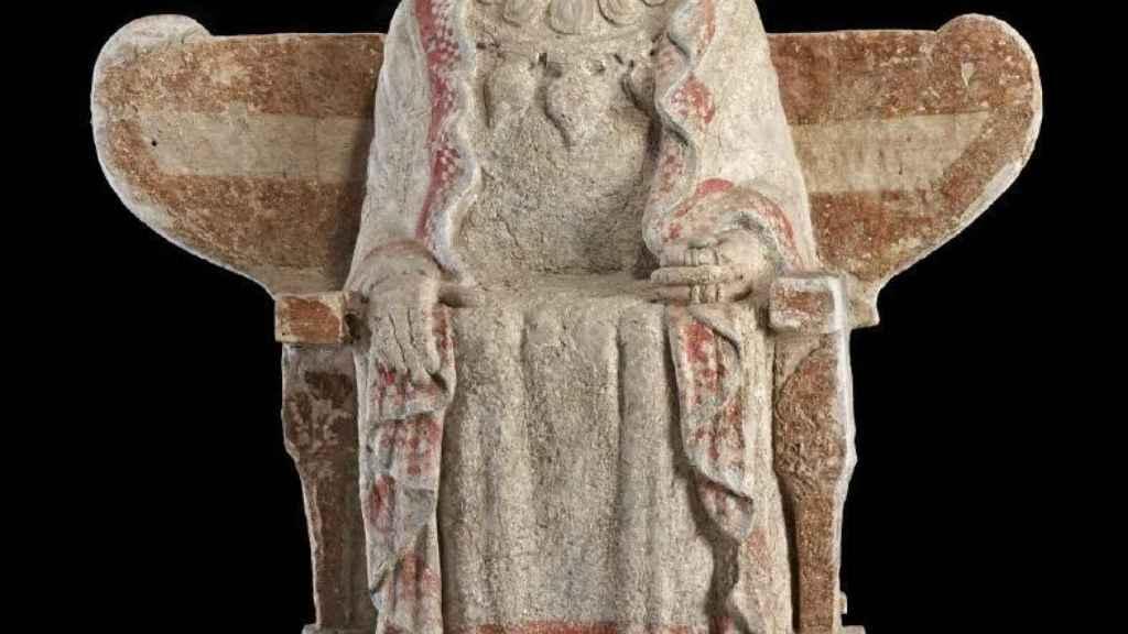 La Dama de Baza, una joya de la cultura íbera.