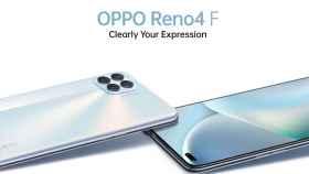 Nuevo OPPO Reno 4F: un móvil sencillo con mucha memoria