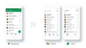 Google Chat sustituirá a Hangouts en 2021 y será gratis para todos