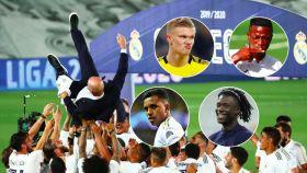El Real Madrid y las mejores promesas del mundo