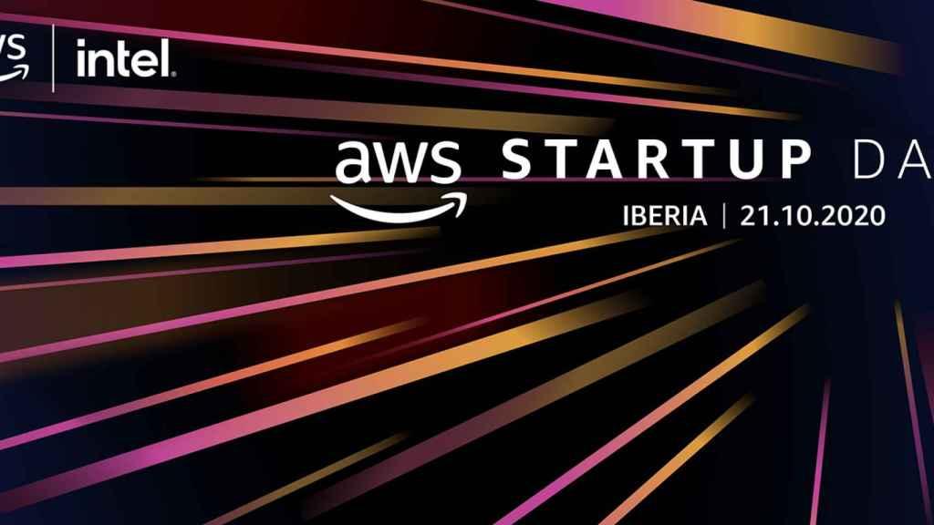 Imagen promocional de este evento enfocado en startups.