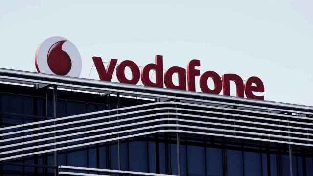 Sede Vodafone en Madrid, en una imagen de archivo.