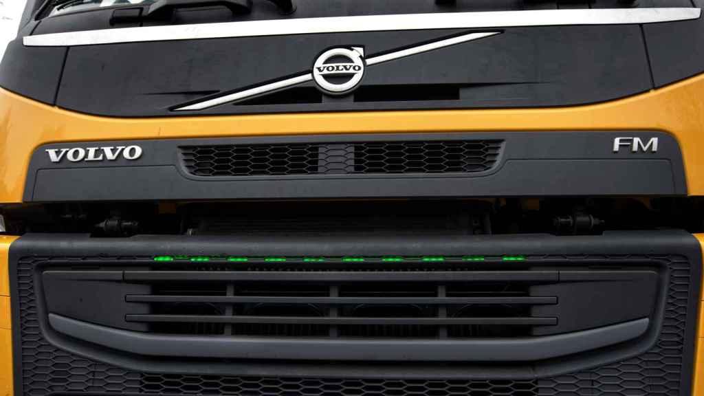 Camión autónomo de Volvo Group