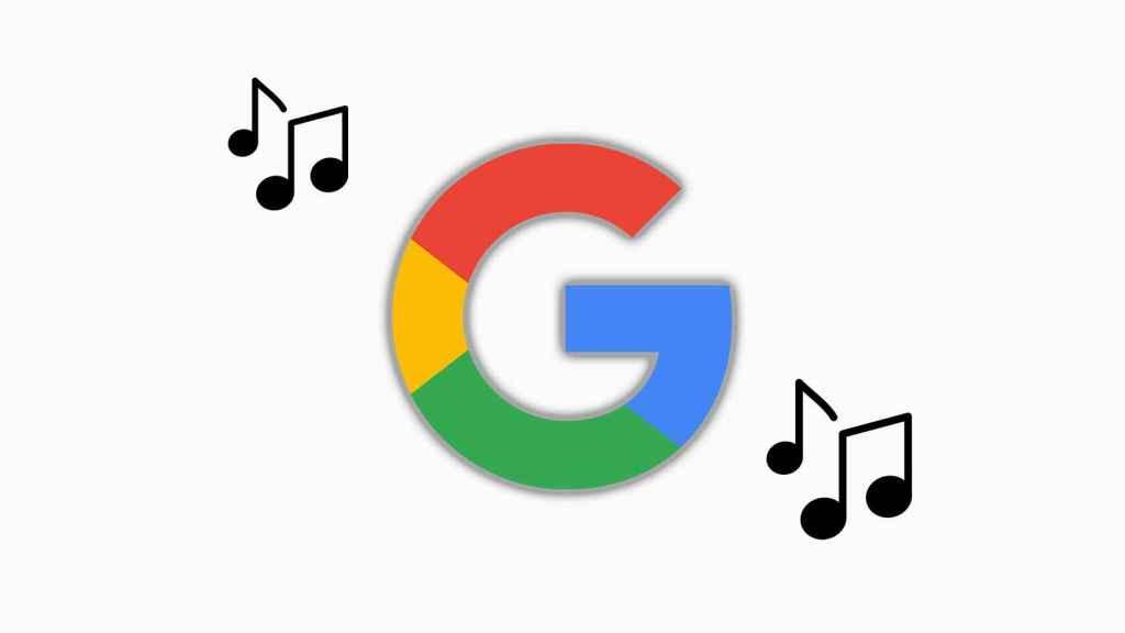 Google y notas de música.
