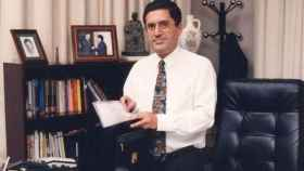 Antonio Torres, exalcalde de Lebrija entre 1979 y 2003.