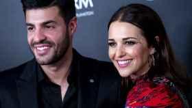 Paula Echevarría y Miguel Torres, durante un evento en Madrid.