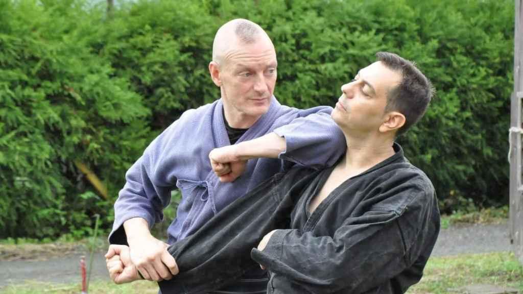 Jose Defez es el único maestro no japonés de Shinobi No Mono en todo el mundo