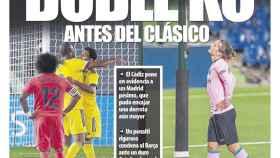 La portada del diario Mundo Deportivo (18/10/2020)