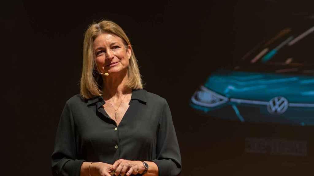 Laura Ros lleva ya más de dos décadas trabajando para el Grupo Volkswagen en España.