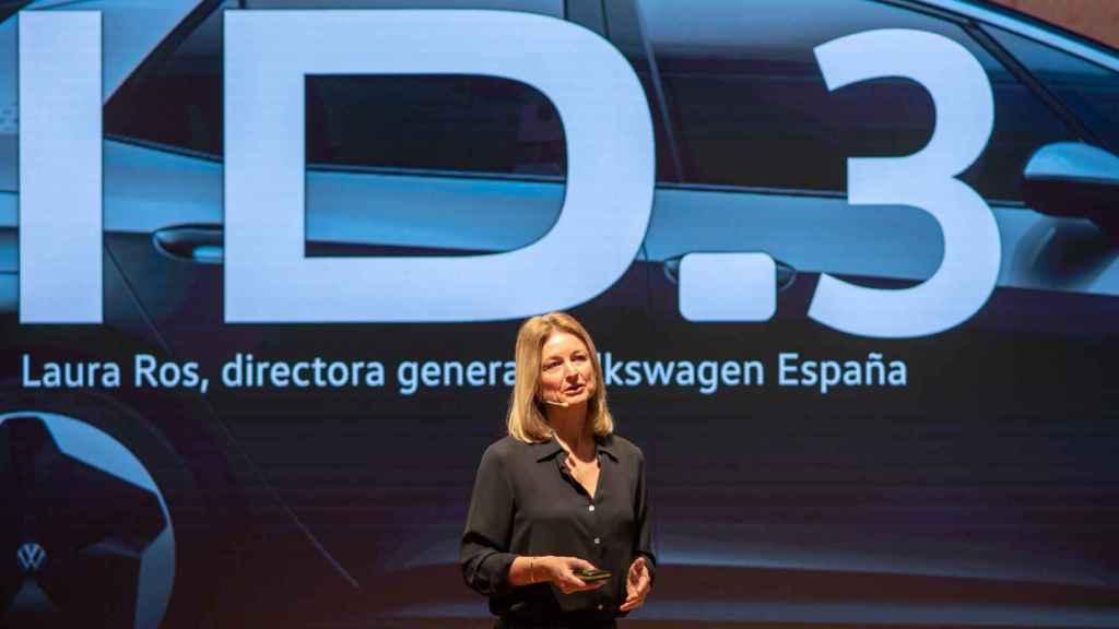 El Grupo Volkswagen afirma que en 2023 venderá un millón de coches eléctricos en el mundo.