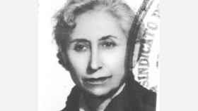 Lucía Sánchez Saornil.