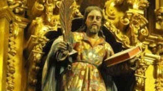San Honorio, abad