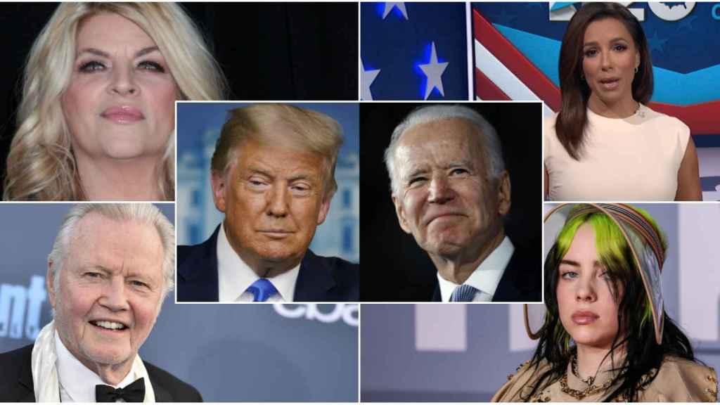Donald Trump y Joe Biden están en plena recta final de su campaña electoral.