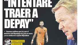 La portada del diario Mundo Deportivo (19/10/2020)